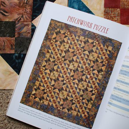 Patchworkpuzzle